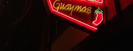 Tacos Guaymas is one of Seattle.