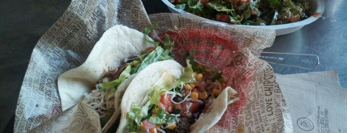 Chipotle Mexican Grill is one of All-time favorites in United States.