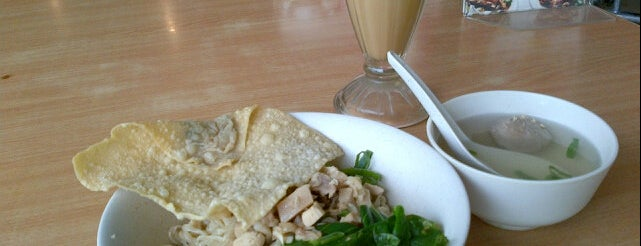 Bakmi Japos is one of The 20 best value restaurants in Indonesia.