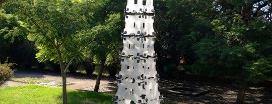 Museo Nacional de Artes Visuales del Parque Rodó is one of río de la plata.