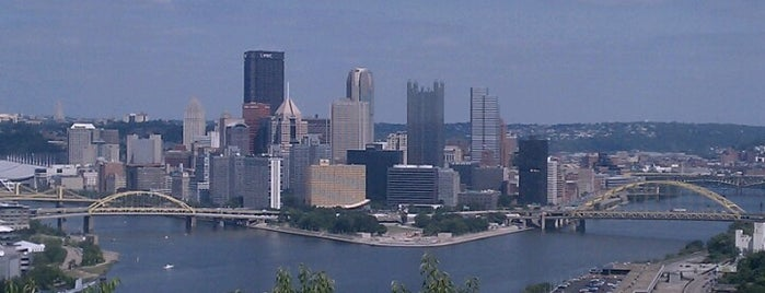 West End Overlook is one of The 15 Best Places with Scenic Views in Pittsburgh.