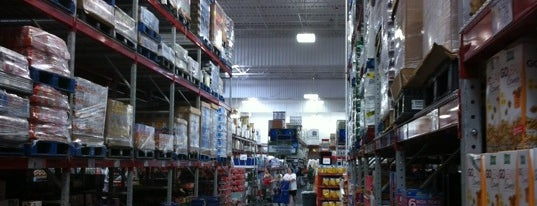 Sam's Club is one of Sam's Clubs I've Worked In.