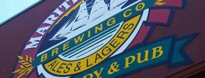 Maritime Pacific Brewing Co. is one of WABL Passport.