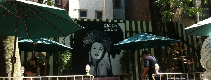 Yaffa Cafe is one of NYC/MHTN: International.