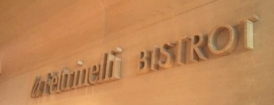 Bistrot Feltrinelli is one of Veneto best places 2nd part.