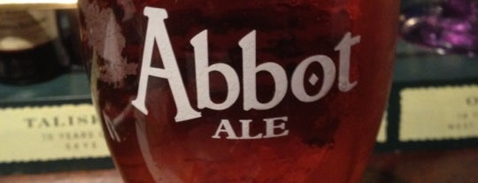 Abbot's Choice is one of Bar&pub.