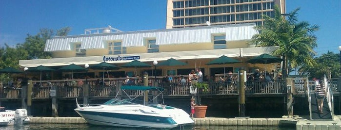 Coconuts Bahama Grill Is One Of The 15 Best Places For Seafood In Fort Lauderdale