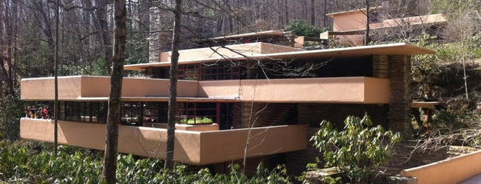 Fallingwater is one of Bucket List Places.
