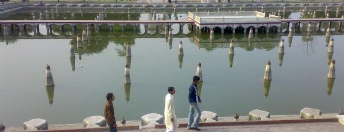 Shalimar Garden شالیمار باغ is one of UNESCO World Heritage Sites (Asia).