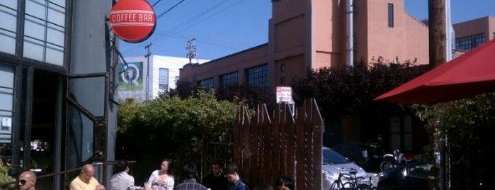 Coffee Bar is one of San Francisco.