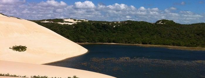Dunas de Genipabu is one of Guide to Natal's best spots.