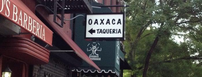 Oaxaca Taqueria is one of Foodz.