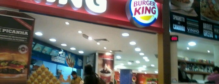 Burger King is one of Guide to Curitiba's best spots.