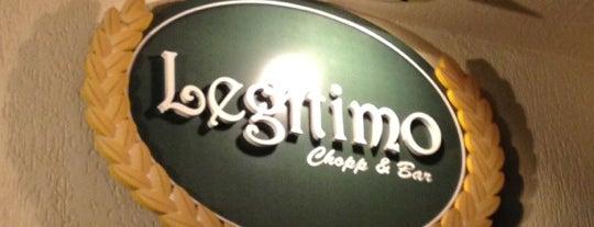 Legítimo Bar is one of Lugares para ficar bebado em São Paulo.