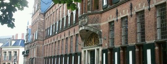 Provinciehuis Groningen is one of Lezinglocaties.