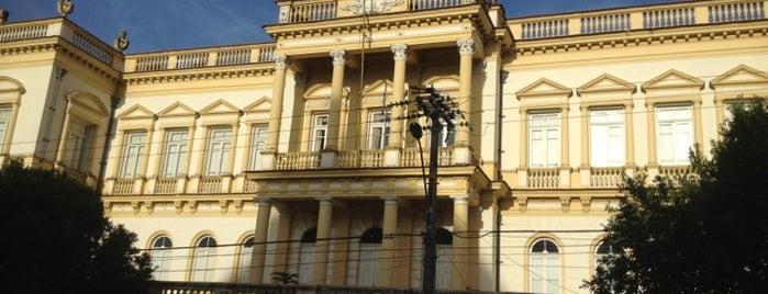Palácio da Justiça is one of Espaços Culturais.