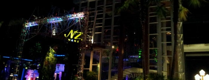 NARZ Club Bangkok is one of Must-visit Nightlife Spots in Bangkok.
