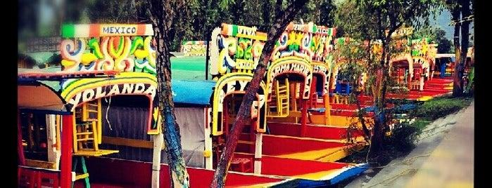 Parque Ecológico Xochimilco is one of [To-do] DF.
