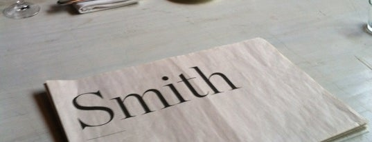 Smith is one of Around Toronto in 80 drinks.