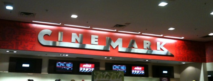 Cinemark is one of Colinas Shopping.