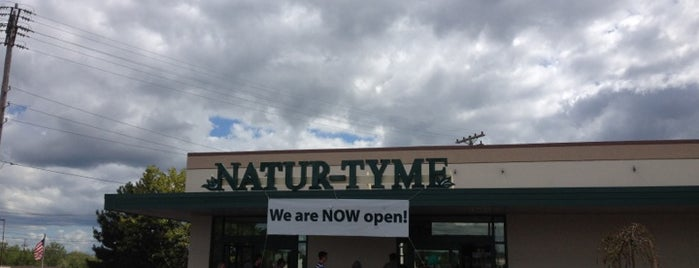 Natur-Tyme is one of Syracuse Foodie Trail: 1-10 miles.