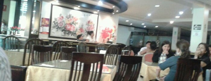 Chifa Food Town is one of Restaurantes.