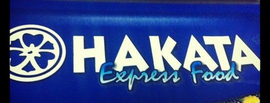 Hakata is one of Restaurantes de Recife.