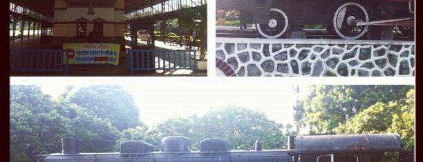Museum Kereta Api Ambarawa is one of Wisata Jateng DIY.