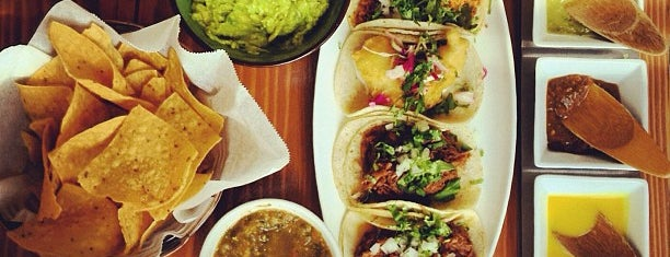 Tacolicious is one of San Francisco Eats.