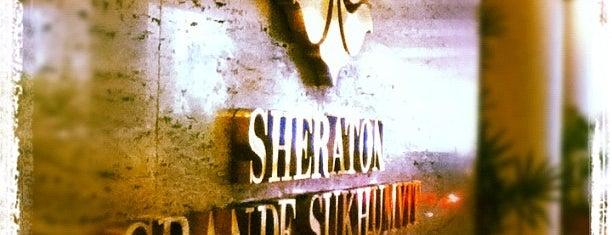 Sheraton Grande Sukhumvit Bangkok is one of Hotel.