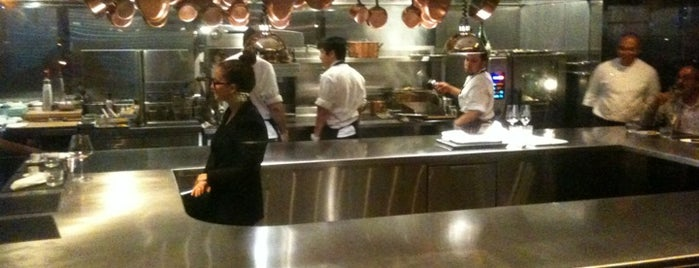 Chef's Table At Brooklyn Fare is one of 2013 NYC Michelin Starred Restaurants.