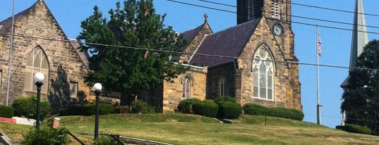 Emmanuel Episcopal Church is one of Cumberland, Maryland Must See & Do!.