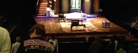 PlayMakers Repertory Company is one of Triangle Theatres.