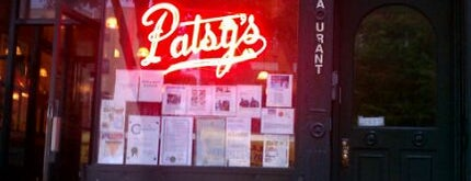 Patsy's Pizza - East Harlem is one of NY Region Old-Timey Bars, Cafes, and Restaurants.