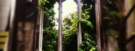 St Dunstan in the East Garden is one of Bucket list.