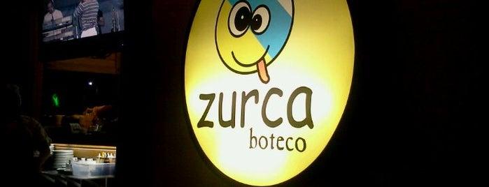Zurca Boteco is one of Comer e Beber em Salvador.