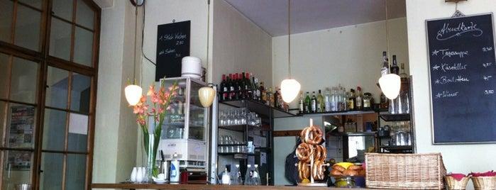 FABRIK-CAFÉ is one of Breakfast & Lunch in Berlin.