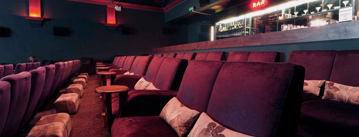 Everyman Screen On The Green is one of Top 10 favorites places in London, UK.