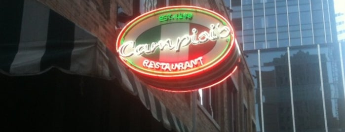 Campisi's Restaurant - Downtown Dallas is one of Restaurantes.