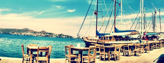 Yalıkavak İskele Cafe is one of Bodrum.