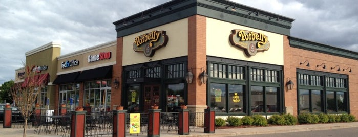 Potbelly coon rapids