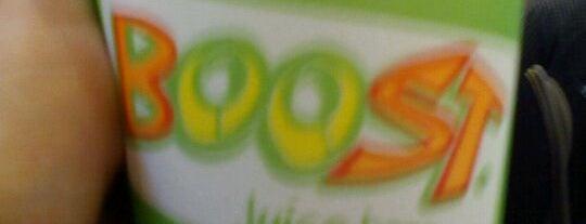 Boost Juice Bars is one of Makan @ KL #8.