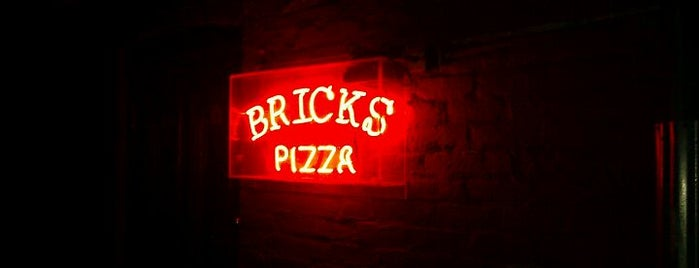 Bricks Chicago is one of Chicago Food Love.