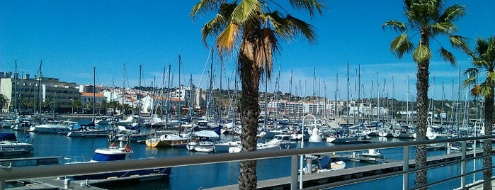 Marina de Lagos is one of Portugal.