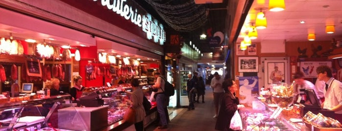Les Halles de Lyon (Paul Bocuse) is one of Europe.