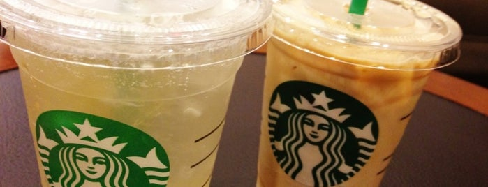 Starbucks Coffee 金山駅南口店 is one of 電源 コンセント スポット.