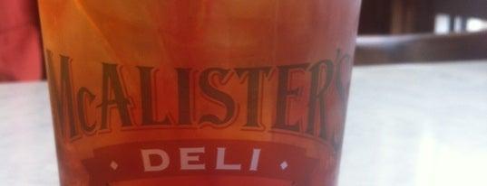 McAlister's Deli is one of The 20 best value restaurants in East Lansing, MI.