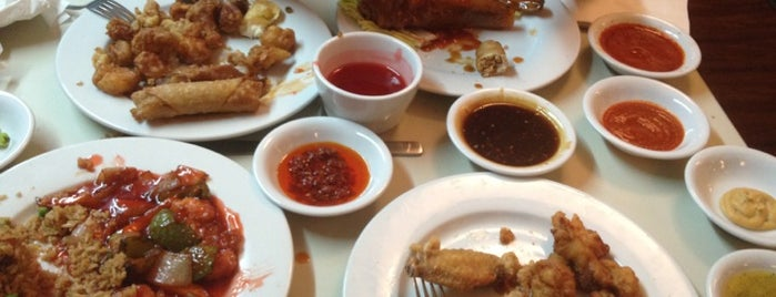 China Garden is one of Frequent.