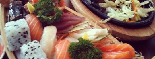 Nagai Sushi is one of Comiiida.
