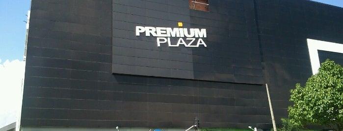 Premium Plaza Centro Comercial is one of Sitios Favoritos.